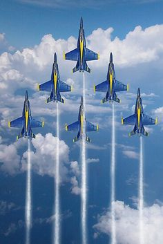 """Blue Angels"" Poster by aviationart Blue Angels Planes, Blue Angels Air Show, Us Navy Blue Angels, Military Jets, Military Aircraft, Fighter Aircraft, Fighter Jets, Navy Special Forces, Patriotic Pictures"