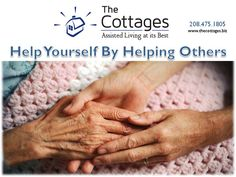 We proudly serve our residents and are grateful for the joy they bring into our lives. www.thecottages.biz