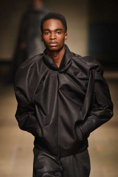 Man, Automne/Hiver 2017, Londres, Menswear