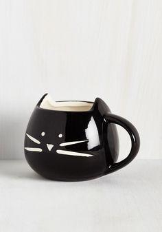 Cat's the Way I Like It Mug