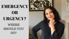 When you suddenly get sick, should you go to the Emergency Room (E.R.) or Urgent Care? Dr. Majd explains the difference so that you don't have to waste your time waiting in the E.R. when you don't have to.   Subscribe to the MajdMD YouTube Channel -- here to help save you an unnecessary visit to the doctor.