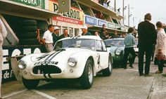 AC Cobra 289 Le Mans