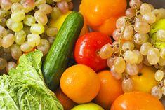 Méthodes de lavage des fruits et légumes : eau _ vinaigre blanc _ bicarbonate de soude