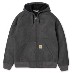 Carhartt WIP Active Wool-Lux Jacket http://shop.carhartt-wip.com:80/us/men/jackets/I019642/active-wool-lux-jacket