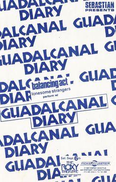 Guadalcanal Diary - 1986 - Hollywood