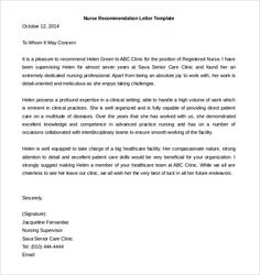 letter of recommendation template make certain you set a lot of thought into who will write the letter that is suitable for your existing aspirations
