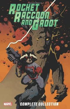 Rocket Raccoon & Groot: The Complete Collection by Bill Mantlo http://www.amazon.com/dp/0785167137/ref=cm_sw_r_pi_dp_Ehs6tb0PTFS68