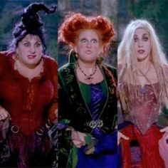 Hocus Pocus! For you Anneka!