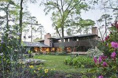two story mid century modern - Google Search