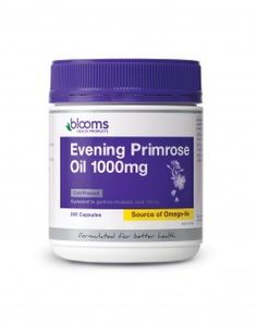 Evening primrose oil: Uses and drug interactions