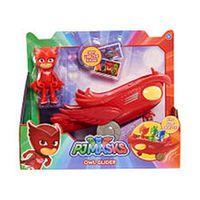 PJ Masks Vehicles - Owlette and Owl Glider