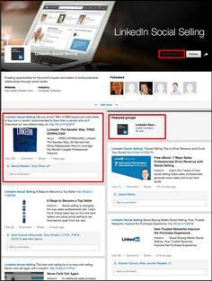 """LinkedIn Social Selling""   http://www.socialmediaexaminer.com/how-to-use-linkedin-showcase-pages-for-business/?awt_l=4Eb.9d&awt_m=3jvKIi6doLr.ILT&utm_content=buffer8d2dc&utm_medium=social&utm_source=pinterest.com&utm_campaign=buffer  #linkedin #business #selling"