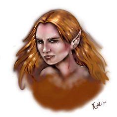 Flaxen Elf. Kudos to N.