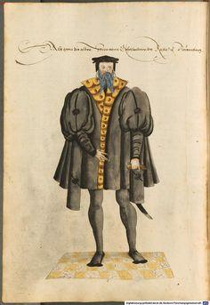 Old Patrician Councilman of Nuremburg