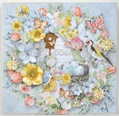 Forest Friends, Paper Cards, Scrapbooking Layouts, Shabby Chic, Twins, Mixed Media, Collections, Painting, Album
