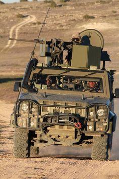 Vehículo Lince Iveco. RIMZ 31