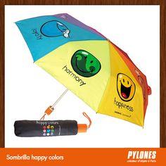 #Sombrilla happy colors @pylonesco Pylones Colombia #navidad #regalos #pylones #noviembre — en Colombia.