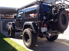 tj jeep roof rack - Google Search