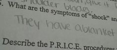 Obviously watching Sherlock is paying off in the education field.
