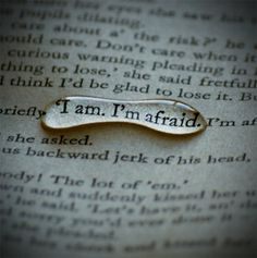 Im afraid.