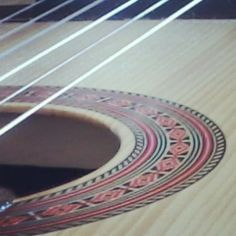 guitar strings hole pattern music wood mobile phone photo instagram dwd zlkwsk