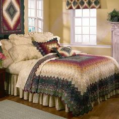 Donna Sharp Spice Trip Around The World Bedding By Donna Sharp Bedding, Comforters, Comforter Sets, Duvets, Bedspreads, Quilts, Sheets, Pillows