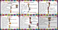 Partes de la oración, en tarjetas imprimibles y listas para descargar Partes variables de una oración 1) El sustantivo o nombre: Corresponde a una palabra que nombra o designa a las personas, animales, cosas...