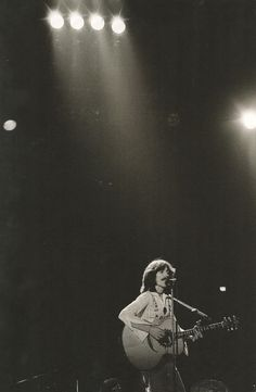 Capitol Center Landover Md 1974 (rumor has it a Dark Horse Tour CD is forthcoming :> )
