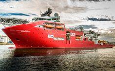 Lataa kuva Skandi Arctic, sukeltaja-aluksen, erityinen alus, port