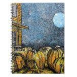 Pumpkin Patch Notebook #thanksgiving