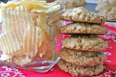 The BakerMama | Gold Medal - POTATO CHIP COOKIES