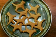 Check out Scully's Homemade Savory Dog Treats!