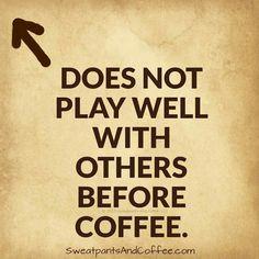 Coffee.....