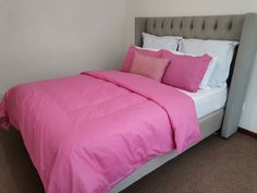 Smart Buys! Blush Pink Duvet Cover Set starting from R450.00 See more. 🤓 100 Cotton Duvet Covers, Duvet Cover Sets, Luxury Bedding, Blush Pink, Comforters, Pillow Cases, Blanket, Furniture, Home Decor