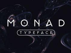 Monad Free Font
