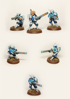 Tau Fire Warriors