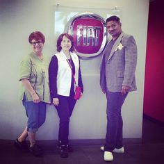 Just another day at the Findlay FIAT / Alfa Romeo Studio!