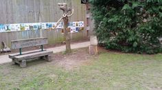 Another place to chat at Chadwell Pre-school