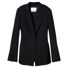 3.1 Phillip Lim Slimming Blazer With Curved Seamline - Goop