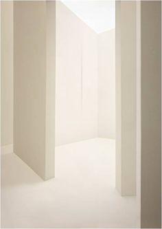 Lucio Fontana ambienti spaziali