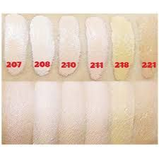 Znalezione obrazy dla zapytania dermacol shades