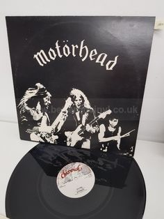 MOTORHEAD, motorhead, B side city kids, S 13, 12 - NEW IN FOR December 2017 Vinyl Record Shop, Vinyl Records, Motorhead Motorhead, Lps, December, Rock, City, Skirt, Locks