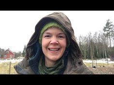 Live stream from my Swedish kitchen garden. How to be self-sufficient on less than 1 acre. Swedish Kitchen, Winter Day, Acre, Countryside, Dreadlocks, Hair Styles, Garden, Beauty, Hair Plait Styles