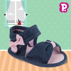 Baby Girl Sandals, Toddler Sandals, Baby Girl Shoes, Baby Booties, Girls Shoes, Cute Baby Shoes, Cute Baby Clothes, American Girl Doll Shoes, Baby Alive Dolls