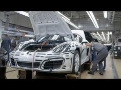 ► How Porsche 911 Carrera is made... (Type 991) - YouTube