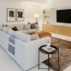 My Simply Simple Ikea Sofas, Ikea Sectional, Ikea Couch, Living Room Sectional, Ikea Corner Sofa, Corner Sectional Sofa, Modern Sectional, Sala Ikea, Salas Home Theater