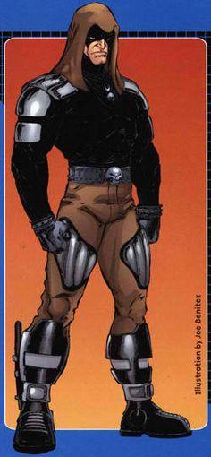 Cobra: Agent 'Zartan' : Master of Disguise - Joe Benitiz
