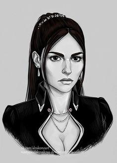 Tissaia de Vries by Anastasia Kulakovskaya (Witcher)