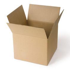 Caja cartón embalaje. Las cajas de cartón de embalaje están hechas de cartón de capas troquelado. El cartón de capas es un cartón compuesto de varias capas de papeles lisos y ondulados alternados que lo hacen prácticamente indeformable. Su disposición en forma de sándwich alterna el papel interior corrugado u ondulado con el papel liso y le confiere una gran resistencia mecánica. Como todos los productos de cartón, es reciclable. Material World, Interior, Packaging, Shape, Goal, Carnival, Shopping, Art Supplies, Carton Box