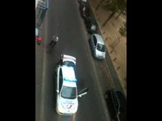 Honte a la police francaise